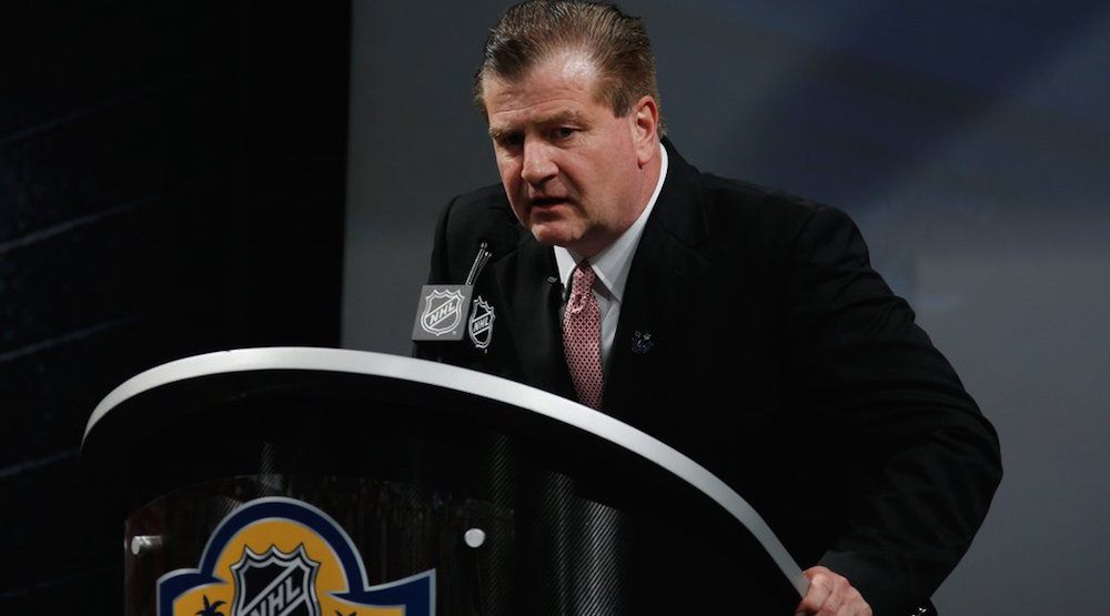 Jim benning draft