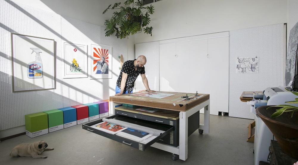 New creative studio MNSTR Gallery opens in Mount Pleasant