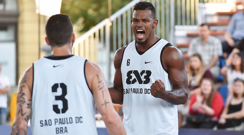 Basketball 3x3 and BMX freestyle added to Tokyo 2020 Olympics
