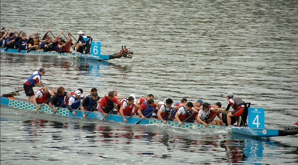 Concord Pacific Dragon Boat Festival kicks off with cancer survivor showdown race