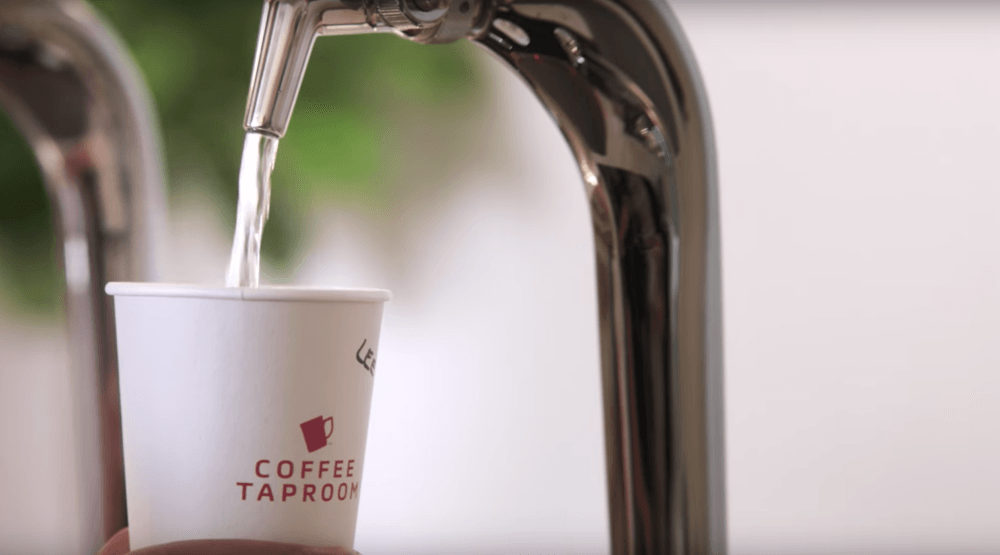Toronto's newest cafe only serves hot water – yes, really
