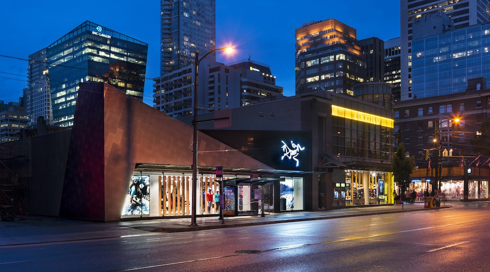 Arc'teryx opens flagship store in downtown Vancouver this Saturday