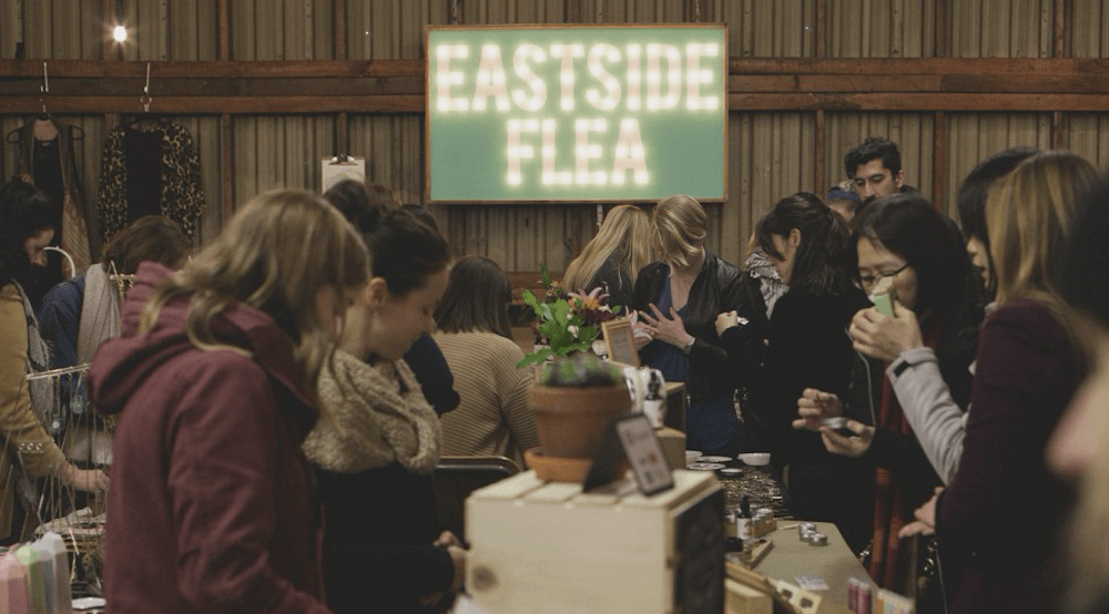 Eastside Flea Holiday Market 2017