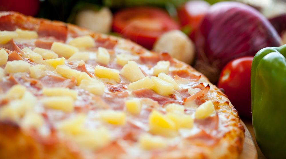 Canadian who invented the Hawaiian pizza dead at 83
