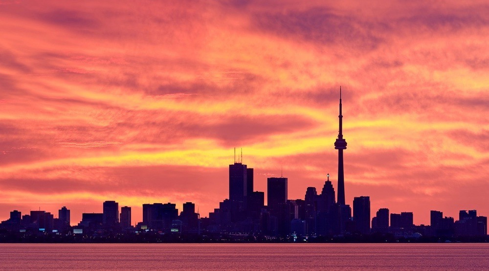 It's going to feel as hot as 41°C in Toronto today