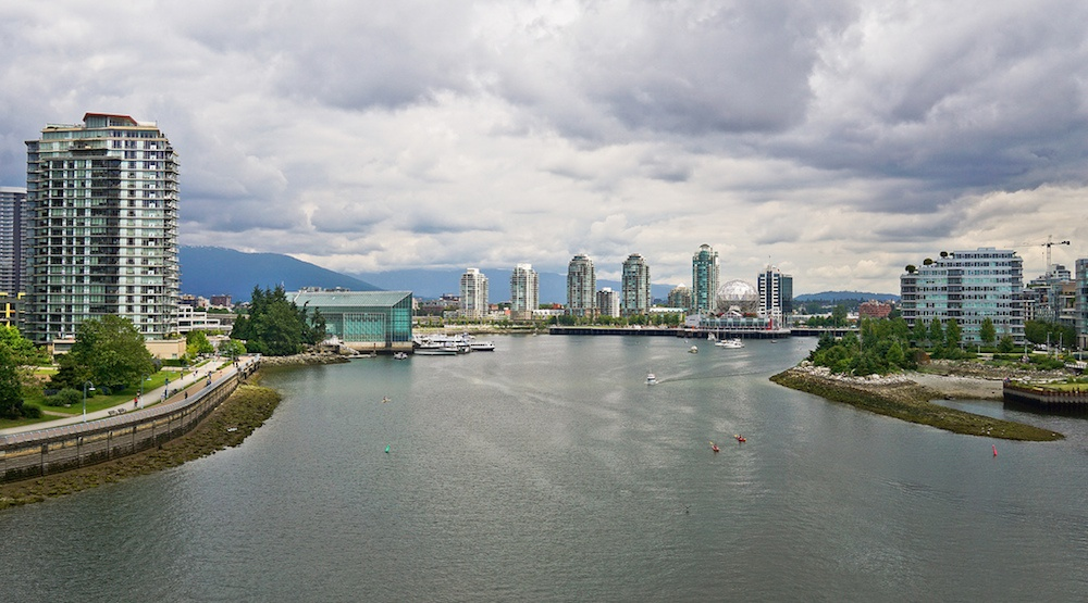 Grey skies and a chance of rain for Metro Vancouver this week
