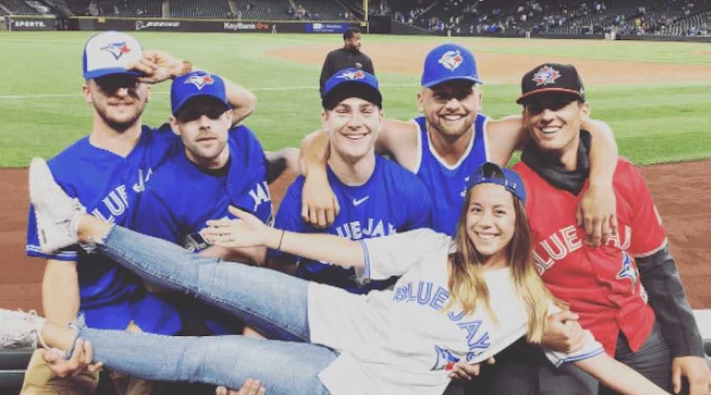 43 photos and videos of Blue Jays fans from Canada loving life in Seattle