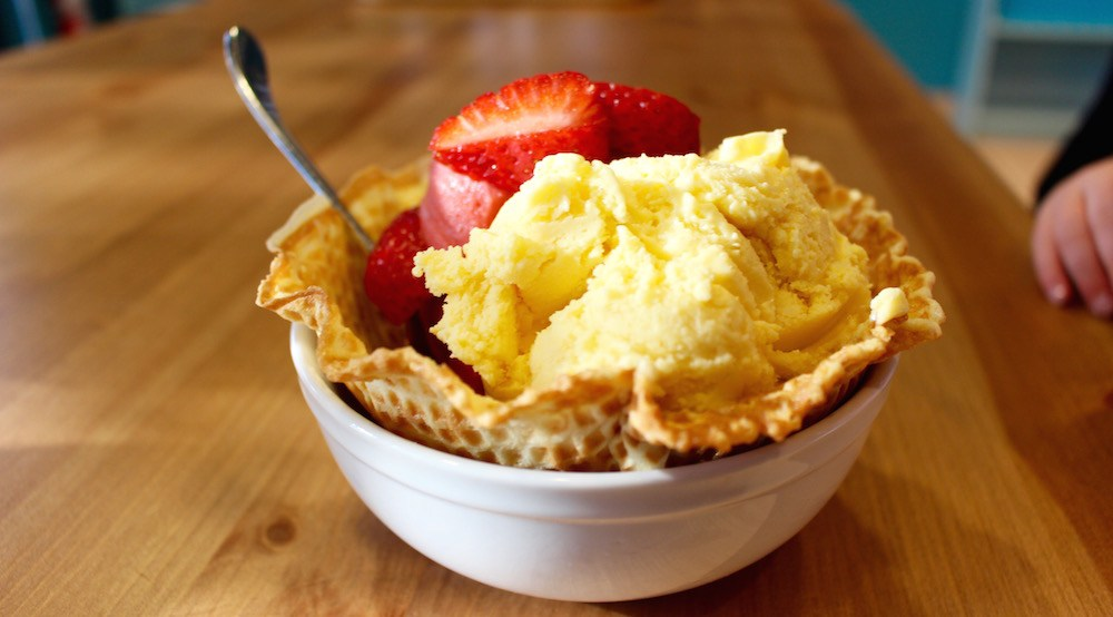 Lisa Lou's now scooping crazy delicious housemade ice creams