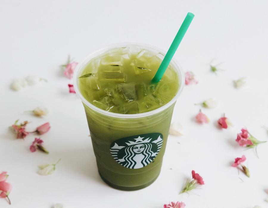 Starbucks Matcha Lemonade Lady Gaga