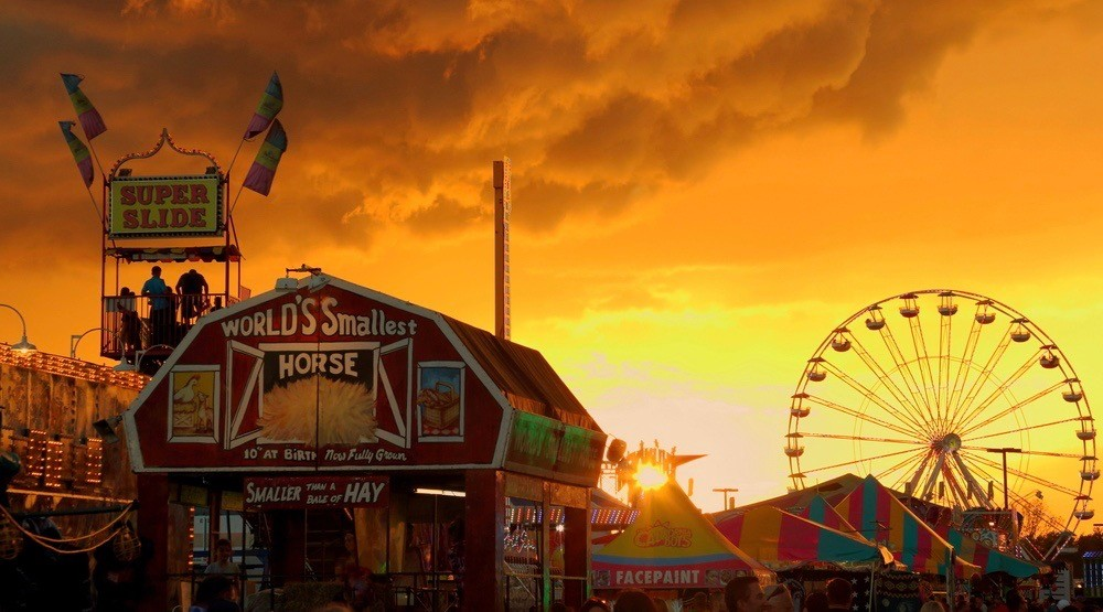 There's a massive County Fair in Toronto this weekend