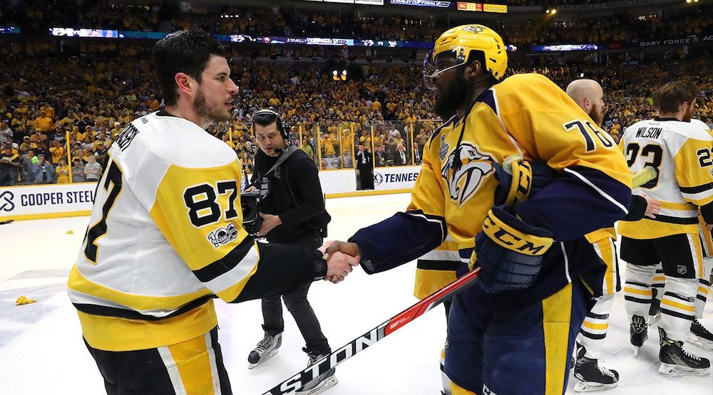 PK Subban is all class, gracious in defeat in Stanley Cup Final