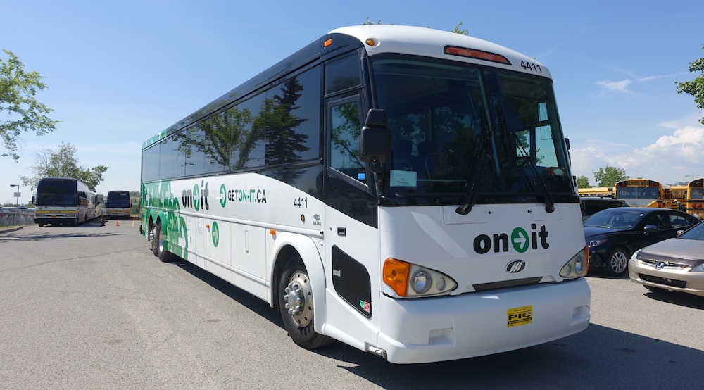 Calgary to Banff: New bus service to start June 17 for only $10 (MAP)