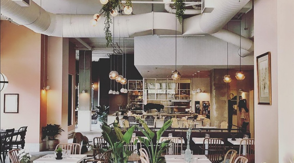 You will want to Instagram this new restaurant in Old Montreal