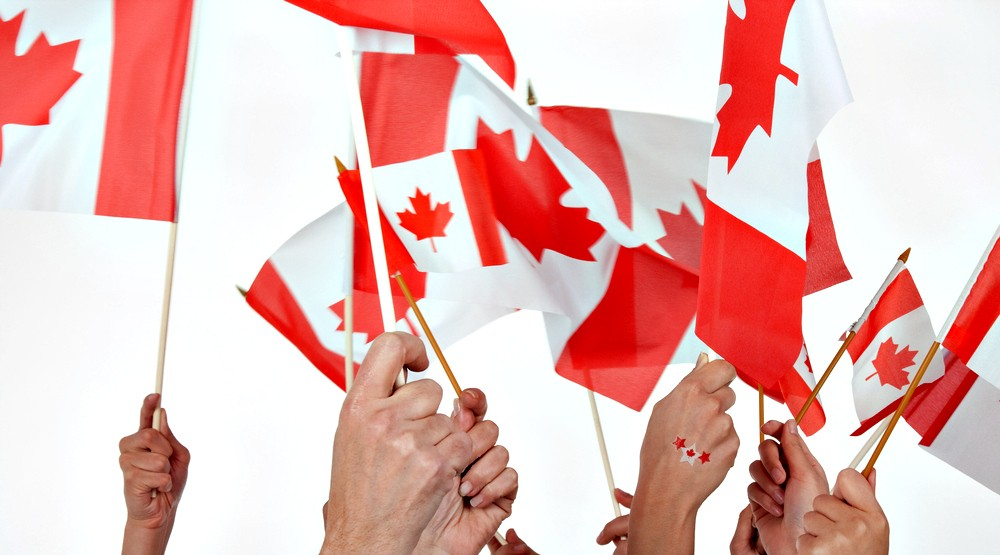 All the places you can buy a Canada Day flag in Montreal