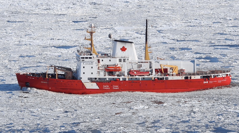 Canadian arctic climate change project cancelled due to climate change
