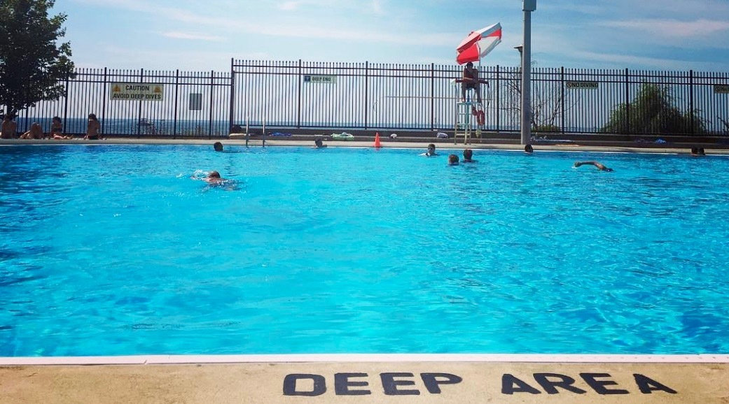 Every single outdoor public pool in Toronto proper (MAP)