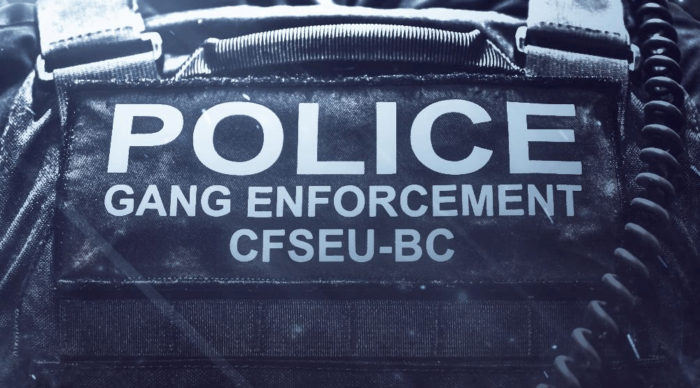 9 arrested in connection with Lower Mainland organized crime network