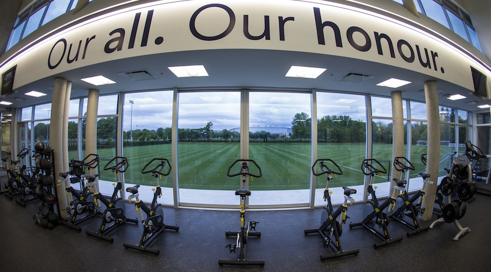 Whitecaps move into new $32.5 million National Soccer Development Centre at UBC (PHOTOS)