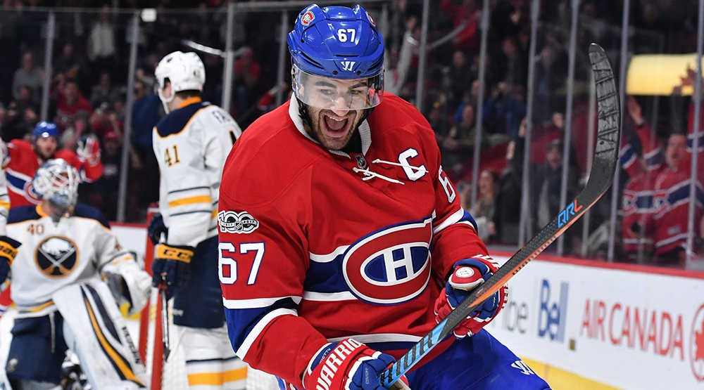 Trading Max Pacioretty doesn't make sense for Canadiens
