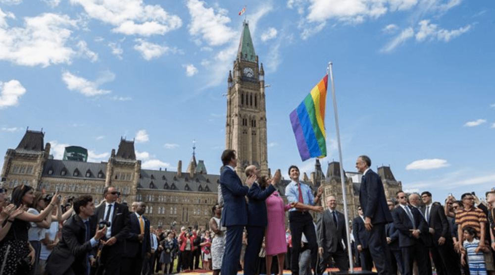 Trudeau promises legislation to address LGBTQ2 historical injustices