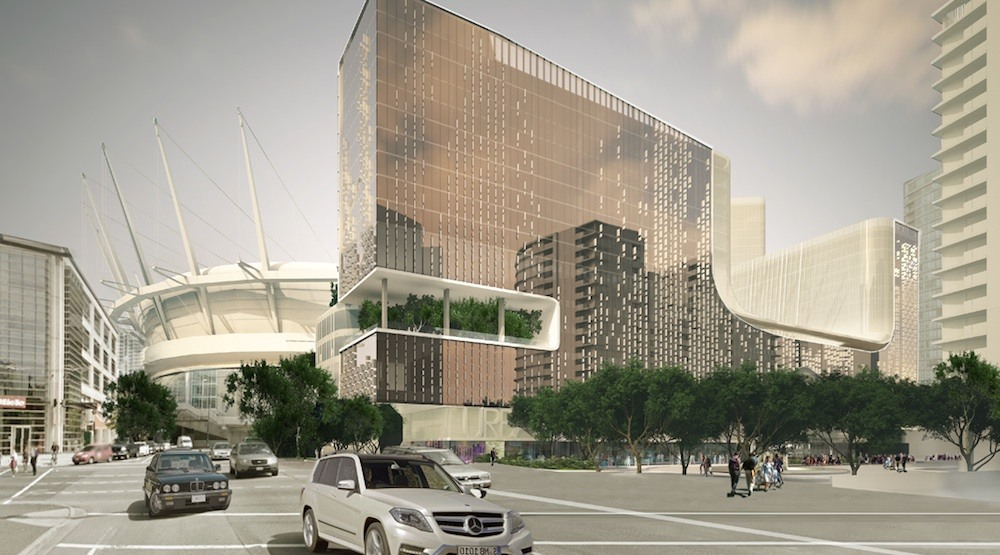 These are the 8 restaurants coming to epic Parq Vancouver casino resort