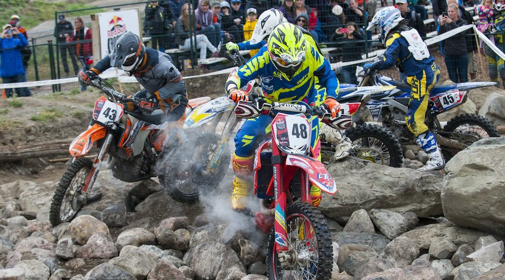 Red Bull Rocks & Logs EnduroCross comes to Calgary this June