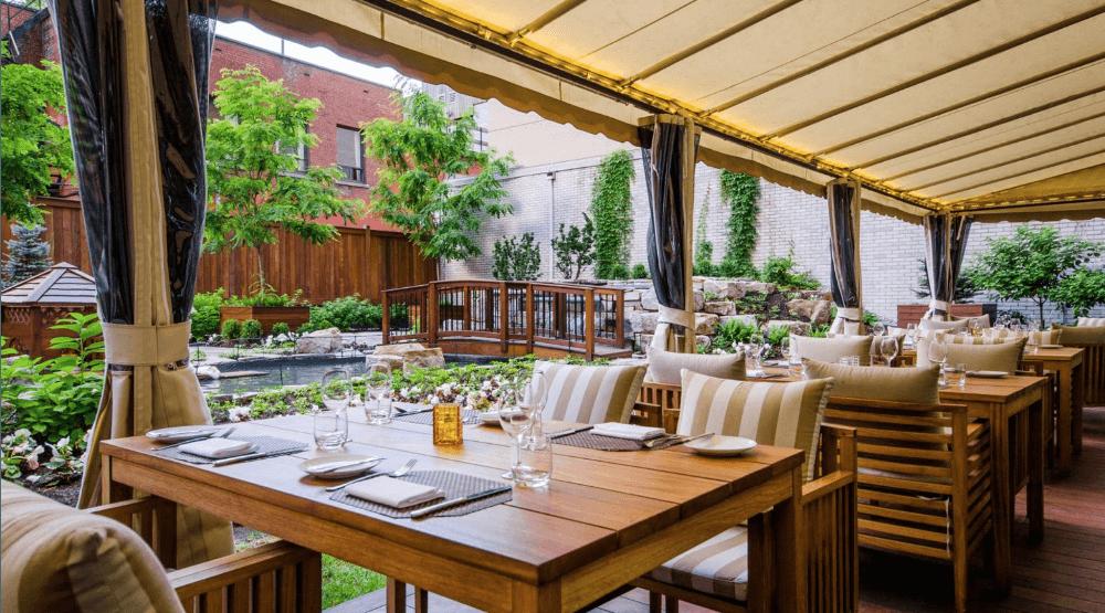 8 Montreal restaurants make list of Canada's best outdoor eateries
