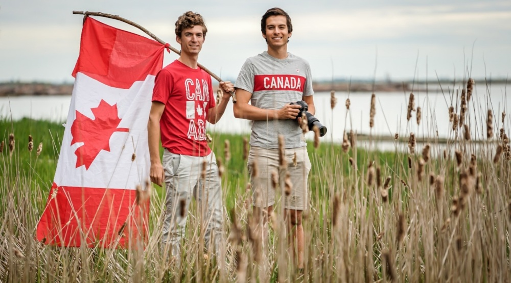 Expedition Canada 150 hitchhike