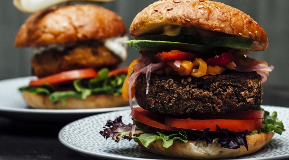 planta vegan burger pop-up