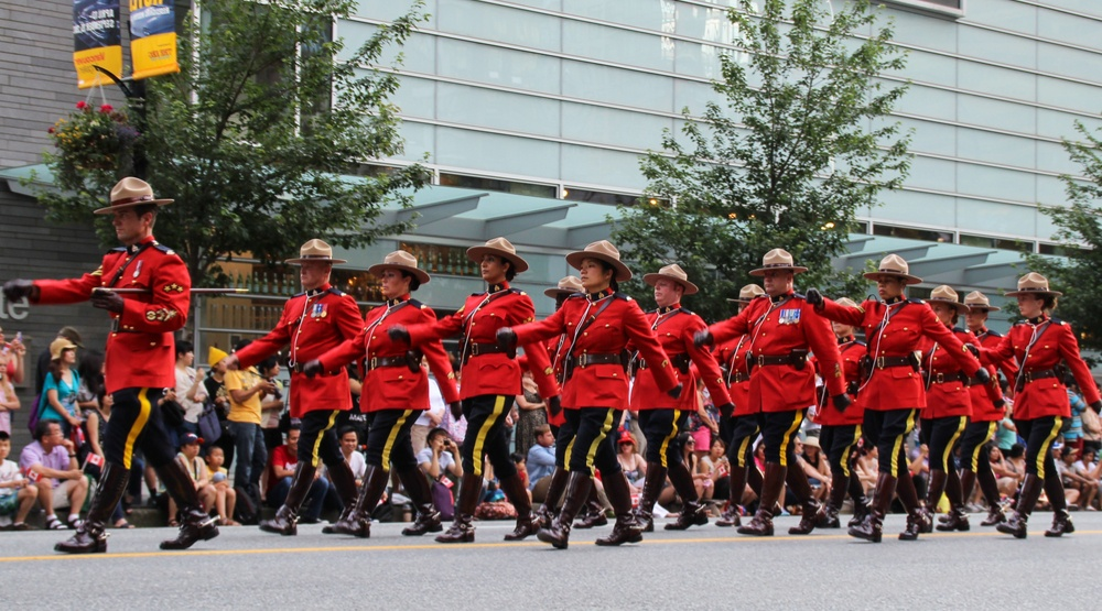 Vancouver's Canada Day Parade will take place on July 2... after Canada Day