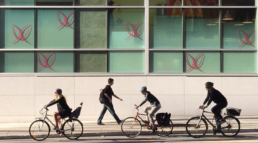 Montreal ranked one of the top 20 bike-friendly cities in the world