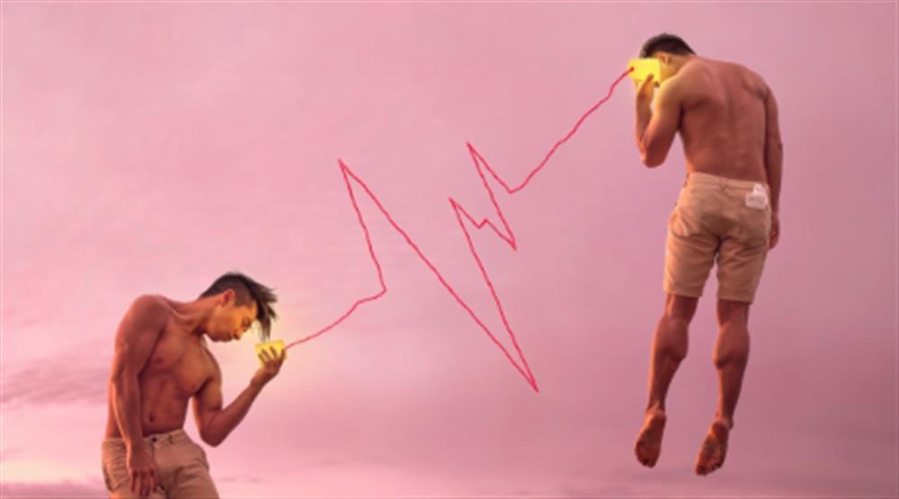 HeadsUpGuys run men's mental health photo campaign for Men's Health Week