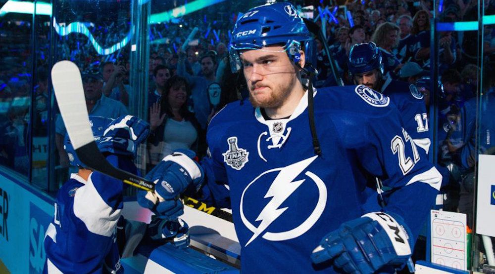 Canadiens acquire Jonathan Drouin in trade with Lightning