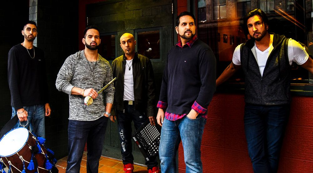 Surrey hosts Downtown Bhangra for the first time this weekend