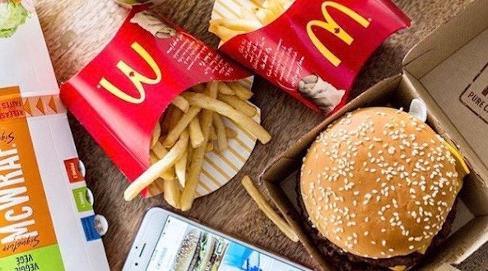 McDonald's is giving away FREE cheeseburgers tomorrow