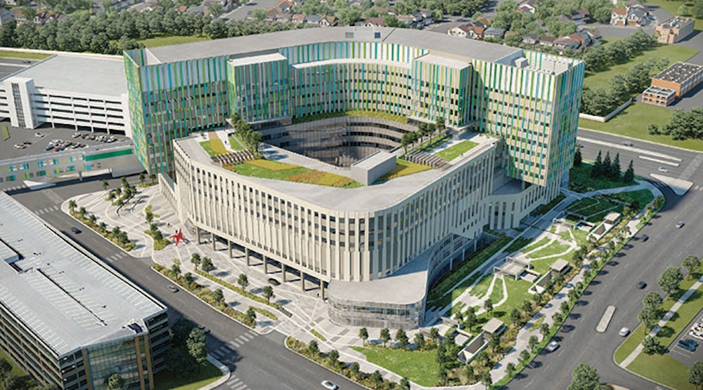 Company selected to construct new Calgary Cancer Centre for 2023