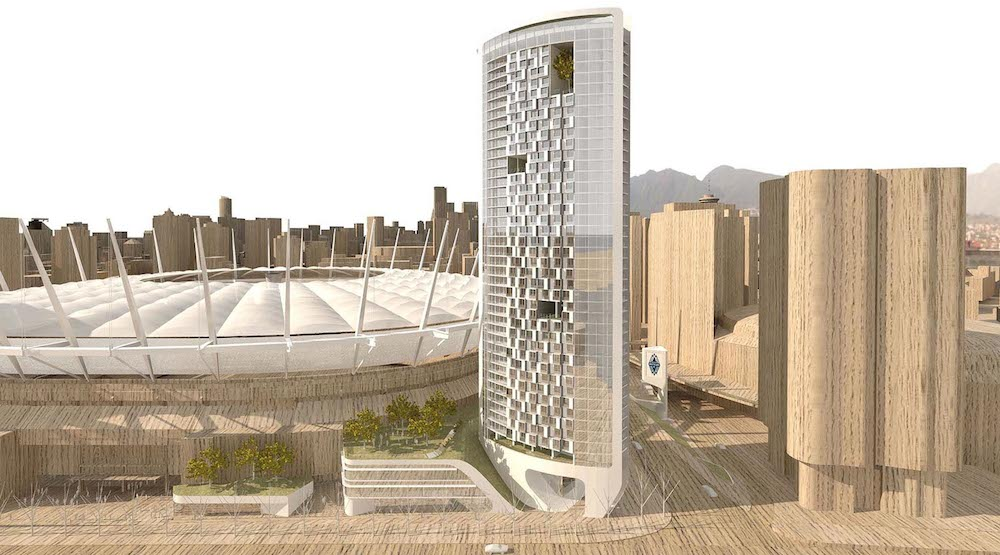 43-storey 'landmark' tower proposed for BC Place Stadium