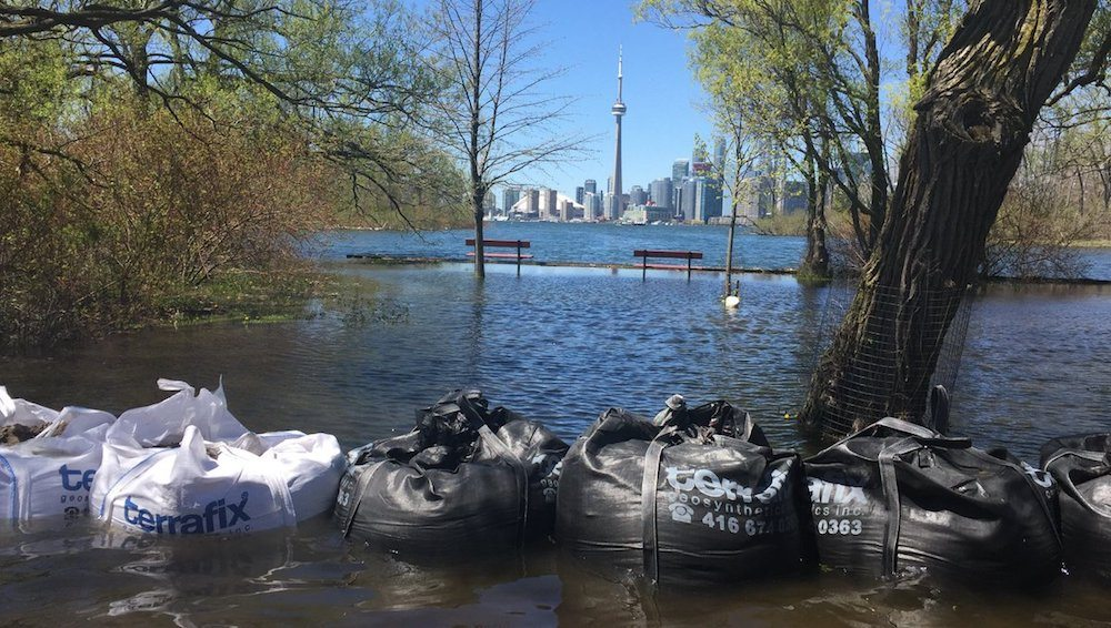 Toronto offers up to $3,400 in flood protection subsidies for homeowners
