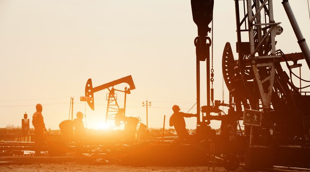 Oil and gas shutterstock