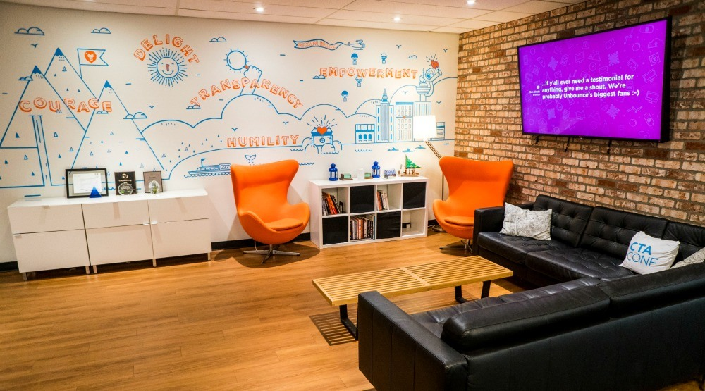 Inside Unbounce's uber creative Vancouver office (PHOTOS)