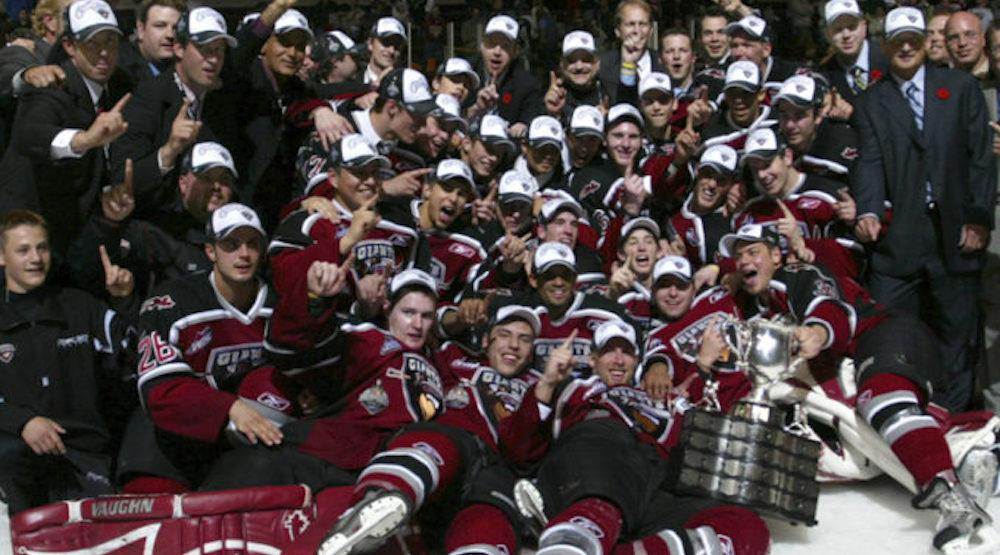 Vancouver giants memorial cup