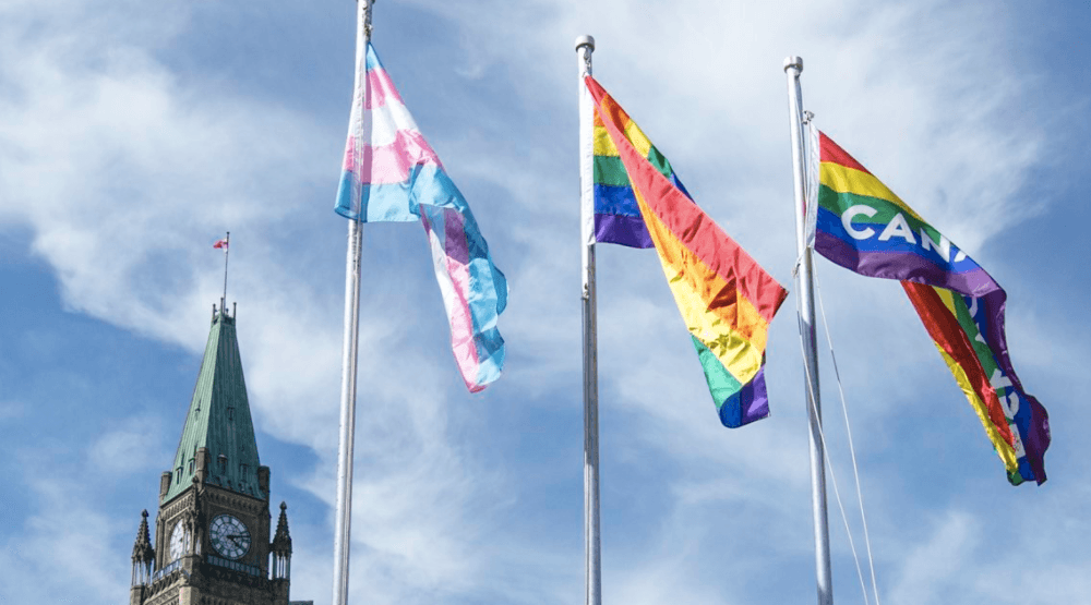 Transgender rights will now be protected under Canadian law