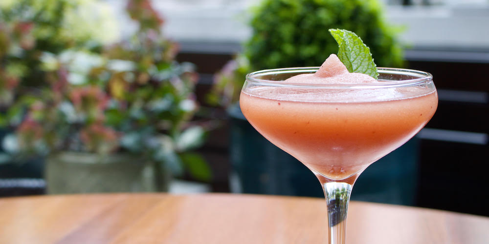 JOEY's new Frosé is like the grown up slushie of your summer dreams