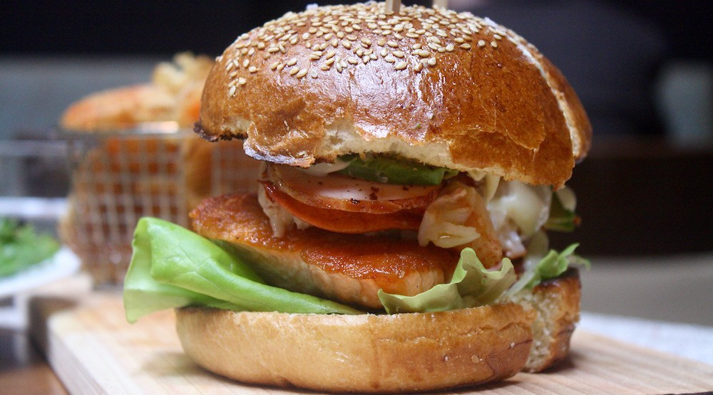 Get your hands on the city's most epic seafood burger, Caesars, and more (CONTEST)