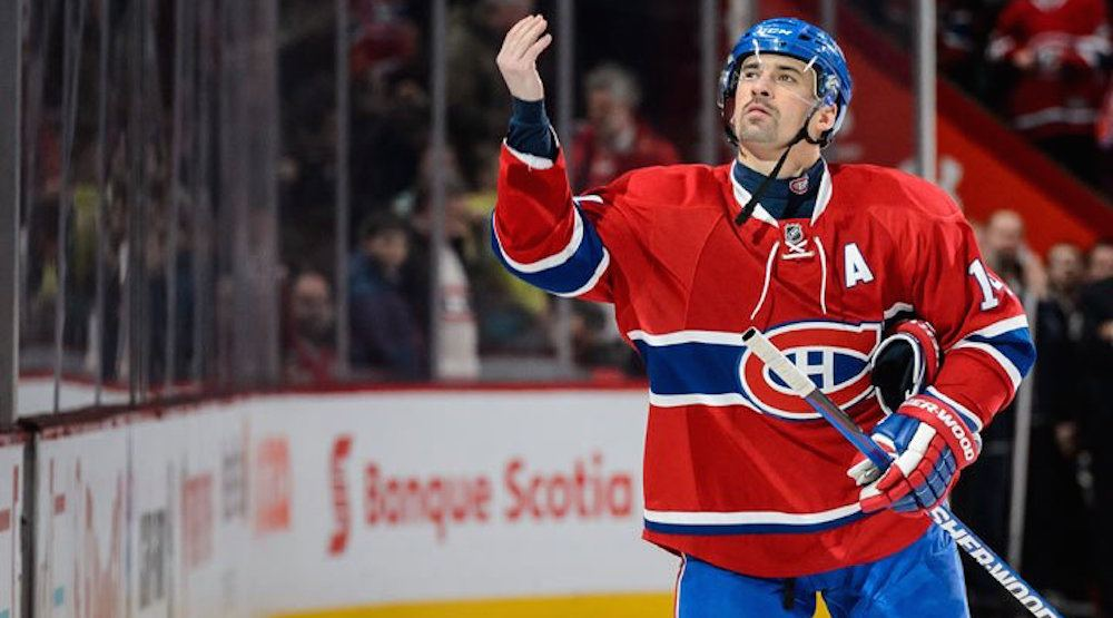 plekanec canadiens
