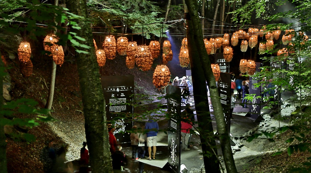 You have to check out this magical enchanted forest outside of Montreal