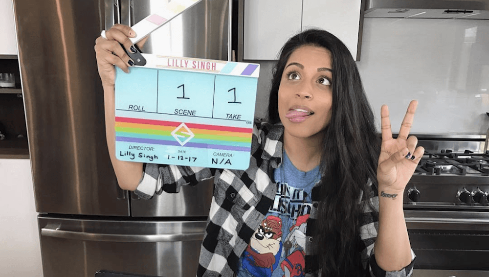 Canadian superstar Lilly Singh lands role in new HBO adaptation of Fahrenheit 451