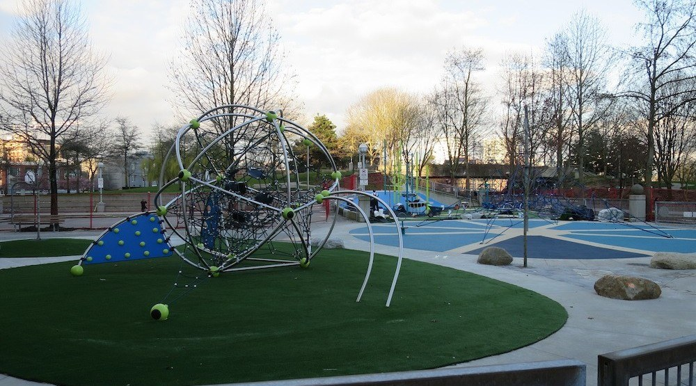 BC government announces funding to build 50 new playgrounds