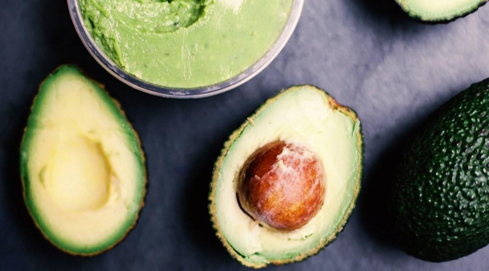 Avocados guacamole
