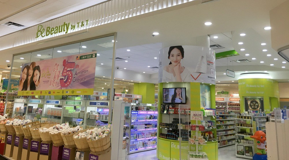 T&T Supermarket is hosting free makeup demos and skincare sampling events